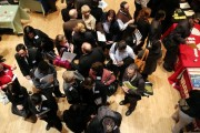 Job Fair Held In New York City