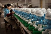 China Surpasses US In Goods Produced for World's Largest Economy