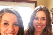 Duggar sisters Jill Dillard and Jessa Seewald