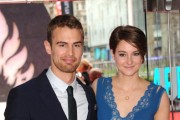 'Divergent: Allegiant stars Theo James and Shailene Woodley