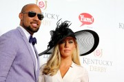 Hank Baskett and Kendra Wilksinon