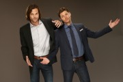'Supernatural' lead actors