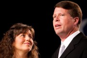 Michelle Duggar and Jim Bob