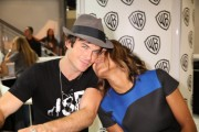 Ian Somerhalder and Kat Graham