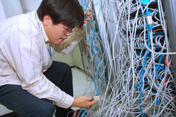 Computer Worm Cripples Access To South Korea's Internet