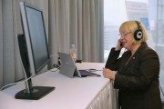 Microsoft Shows Off Its New Technology At Tech Fair In Washington, DC
