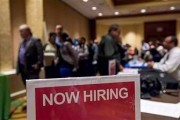 A Career Fair Ahead Of Jobless Claims Figures
