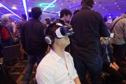VRLA virtual reality fair in Los Angeles