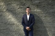Profile Shoot Of Chief Product Officer of Facebook, Chris Cox
