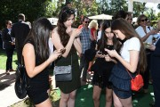 French Actresses Busy With Their Social Media