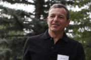 CEO of The Walt Disney Company Bob Iger attends the Allen & Co Media Conference in Sun Valley, Idaho July 13, 2012. Credit: Reuters/Jim Urquhart