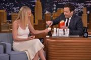'The Tonight Show' host Jimmy Fallon and Gwyneth Paltrow