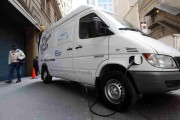 New York Times To Use First Plug-In Hybrid Vans On East Coast