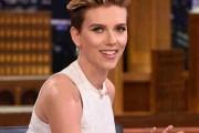 Scarlett Johansson Visits 'The Tonight Show Starring Jimmy Fallon