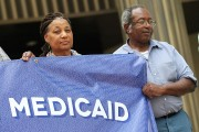 Workers Calling For Better Medicaid