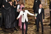 Chris Rock hosting the 88th Annual Academy Awards