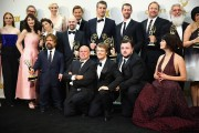 The cast and crew of 'Game of Thrones' at the 67th Annual Primetime Emmy Awards