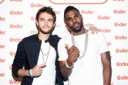 Tinder Plus Launch Party Ft. Jason Derulo And ZEDD At Hangar 8 Santa Monica