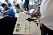 Los Angeles Missionn Holds Job Fair