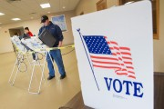 Indiana Voters Head To The Polls For State's Primary