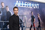 'Allegiant' New York Premiere - Arrivals