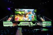 Minecraft unveiling