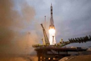 Expedition 49 Successfully Launched Spacecraft Skyward to the International Space Station