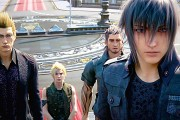 'Final Fantasy XV' Gameplay, Characters, & Update: Square Enix Revamps Story; New Playable Characters, and Cutscenes Coming Soon