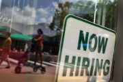 US Tallied Higher Job Rates After Trump's Victory
