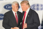 Trump, Pence Prevents Carrier from Moving to Mexico; Offers $7 Million in Tax Breaks