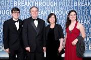 2017 Breakthrough Prize - Red Carpet