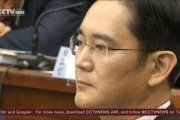 Lee Jae-yong in a public inquiry.