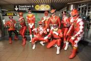 'Power Rangers' 20th Anniversary Celebration