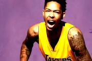 November 13, 2016 - Lakers vs. Timberwolves - Lou Williams Alleyoop To Brandon Ingram