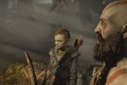 Kratos and His Son on the