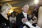 Prince Of Wales And Duchess Of Cornwall Visit U.S.