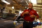 Shell Event At Jay Leno's Big Dog Productions Car Warehouse
