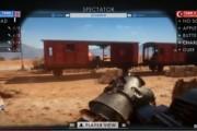 Battlefield 1 - Spectator Mode Cinematics