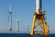 Waters Off Rhode Island Host First Marine-Based Wind Farm In The U.S.