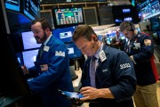 Dow Jones Industrial Averages Continues To Approach 20,000 Mark