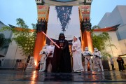 Opening Night Celebrations Of Walt Disney Pictures And Lucasfilm's 'Rogue One: A Star Wars Story' At The TCL Chinese Theatre