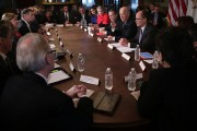 Biden Meets With Business Leaders To Discuss Skills Training For US Workers