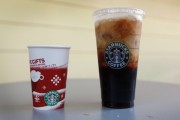 Starbucks Debuts 31-Ounce Sized 'Trenta' Coffees