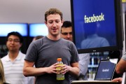Mark Zuckerberg Announces Facebook Video Calling