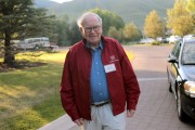 CEO's And Corporate Executives Gather For Annual Allan And Co Gathering In Sun Valley