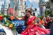 Princess Elena Of Avalor Arrives At Walt Disney World