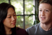 Mark Zuckerberg and Priscilla Chan Special Edition