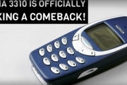 Legendary Nokia 3310 Is Coming Back, To Be Launched At MWC 2017