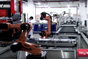 Fast-growing robotics market in China