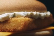 McDonald's Filet-O-Fish Sales Rise